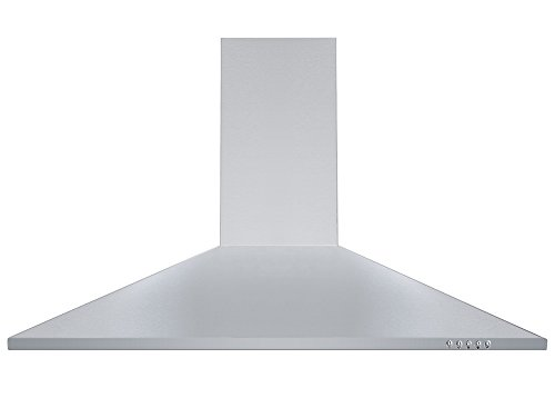 Cookology Unbranded CH900SS Chimney Cooker Hood | 90cm Wall ...